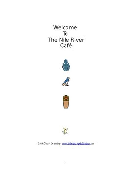 Welcome to the Nile River Cafe