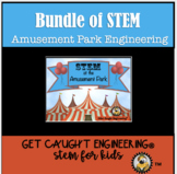 Amusement Parks and STEM Activities Bundle