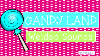 Welded Sound Candy Land- Orton Gillingham Aligned