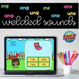 Welded Sounds BOOM Cards Distance Learning