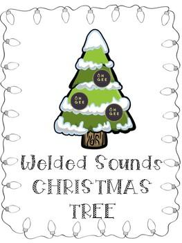 Welded Sounds Christmas Trees- Orton Gillingham Aligned