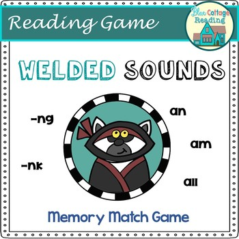 Welded Sounds Memory Match Game