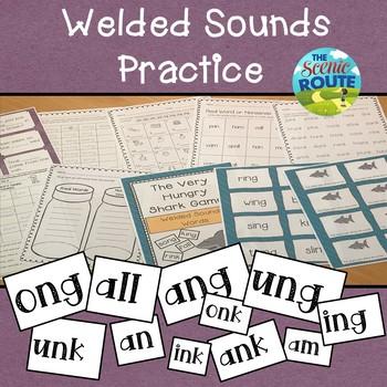 Welded Sounds Practice