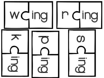 Welded Sounds Puzzles- Orton Gillingham