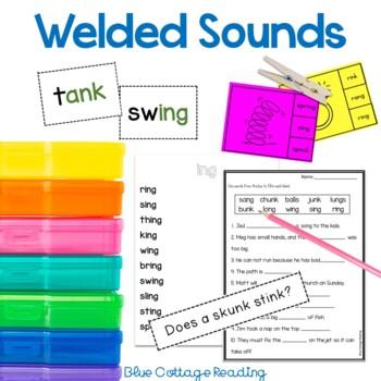 Welded (glued) Sounds Mini Unit