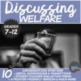 Welfare- Conversation Starters