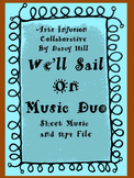 We'll Sail On: Thanksgiving Music Duo
