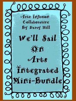We'll Sail On: Thanksgiving Arts Integrated Mini-Bundle