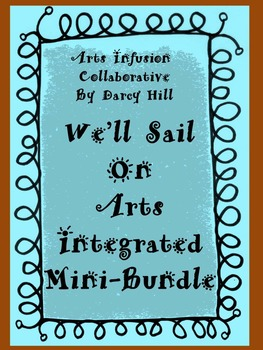 We'll Sail On: Thanksgiving Arts Integrated Mini-Bundle