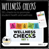 Wellness Checks 1 Google Forms daily SEL mental health distance learning