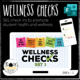 Wellness Checks 1 Microsoft Forms daily SEL mental health distance learning