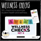 Wellness Checks 2 Google Forms daily SEL mental health distance learning