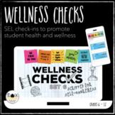 Wellness Checks 6 Scripted for Self-Awareness Google daily SEL Mental Health