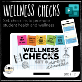 Wellness Checks 6 Scripted for Self-Awareness Microsoft daily SEL Mental Health