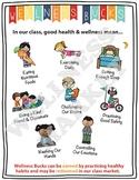 Wellness Bucks Poster