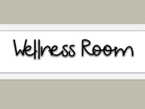Wellness Room-Posters and Passes