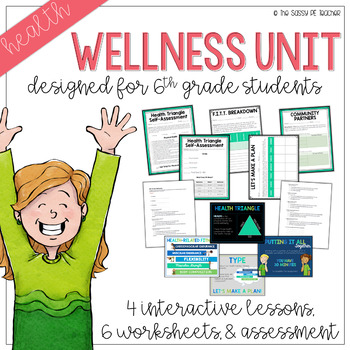 Wellness Unit 1 - Sixth Grade