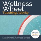 The Wellness Wheel Worksheet - Middle School Health Lesson Plan