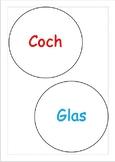 Welsh Sorting Bowl Labels