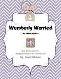 Wemberly Worried ~ A Packet of Common Core Aligned Literature Activities