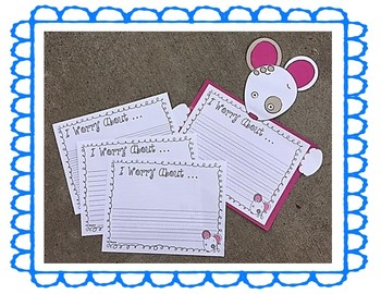 Wemberly Worried - Back to School Worries or Anytime of the Year Fun!