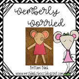 Wemberly Worried~ Craft & Writing