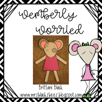 Wemberly Worried~ Craft & Writing