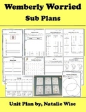 Wemberly Worried Emergency Sub Plans Sub Tub with Directed Drawing