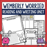 Wemberly Worried Comprehension Activities