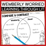 Wemberly Worried Learning Through Literature Book Companion