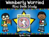 Wemberly Worried Mini Book Study: Brainstorm, Sort, Craftivity, and Writing