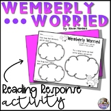 Wemberly Worried: Post-Reading Activity