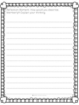 Wemberly Worried by Kevin Henkes - a CCSS aligned guided reading unit