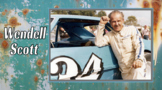 Wendell Scott NASCAR's First African American / Historical Thinking Skills
