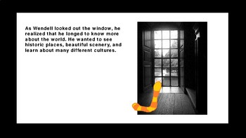 Wendell Worm- The Accidental Adventurer: A Digital Picture Book