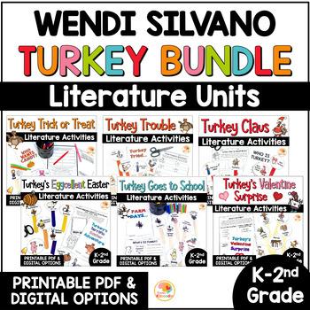 Wendi Silvano Literature Bundle