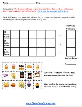 Wendy the Blind Witch -  Halloween -  Reading - Math  - ESSA