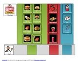 Wendy's adapted menu