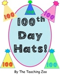 We're 100 Days Smarter {100th Day Hat and Bunting Banner}