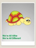 Special Olympics - We're All Alike .... We're All Different