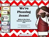 We're Choosing to Please Jesus (Clip Chart Behavior system)