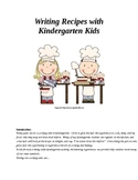 We're Cooking in Kindergarten