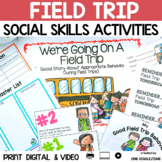 We're Going On A Field Trip (A Social Story)
