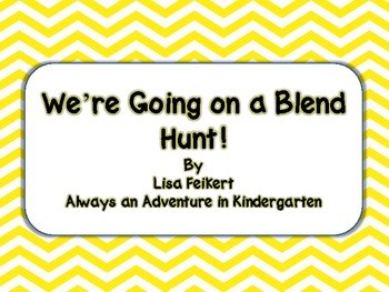 We're Going on a Blend Hunt!