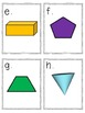 We're Going on a Math Hunt Bundle #3 - Shapes, Fact Famili
