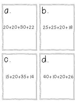 We're Going on a Math Hunt - Mental Math