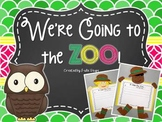 We're Going to the Zoo! {Activities, Printables, Reader & Craft}