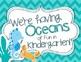 Door Decor: We're Having Oceans of Fun in School