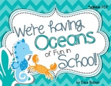Door Decor: We're Having Oceans of Fun in School