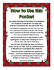 We're Making a List Writing Activity - {15 Print-and-Go Li